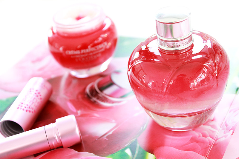 L'Occitane Pivoine Collection