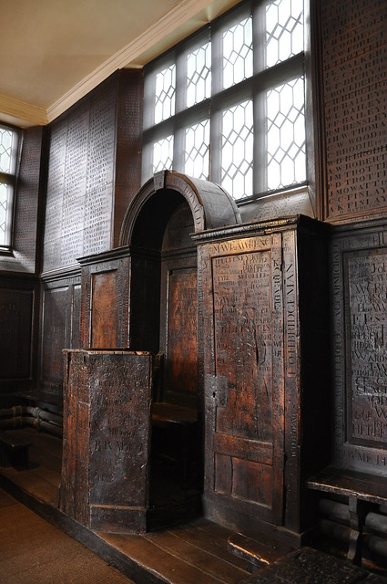 Harrow School - Fourth Form Room