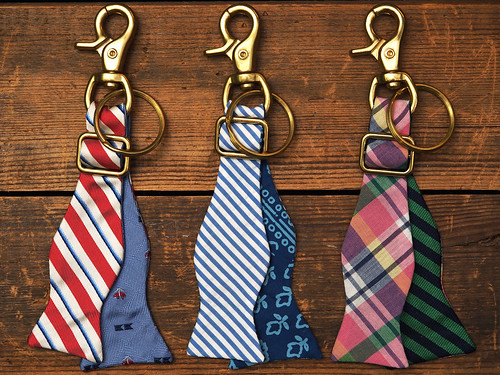 The Social Primer for Brooks Brothers  / Key Fob
