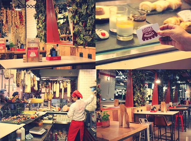 Restaurante Davita Market