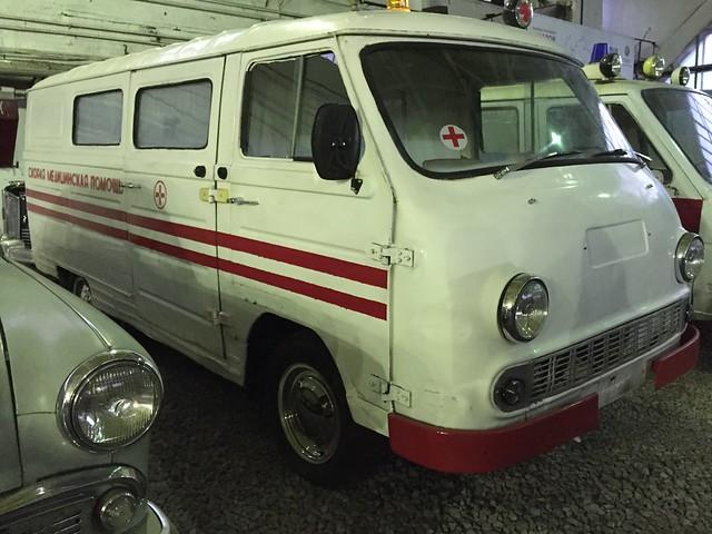 Автомобиль Скорой Помощи РАФ-977ИМ