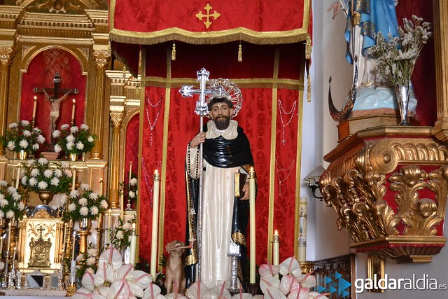 Festividad de Santo Domingo de Guzmán, Juncalillo 2016