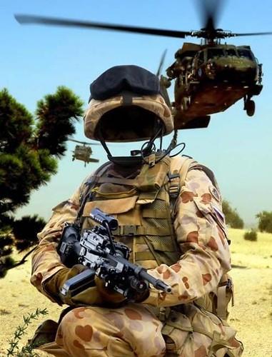 Армія США призначила терміни випробування костюмів, які зроблять солдатів невидимими