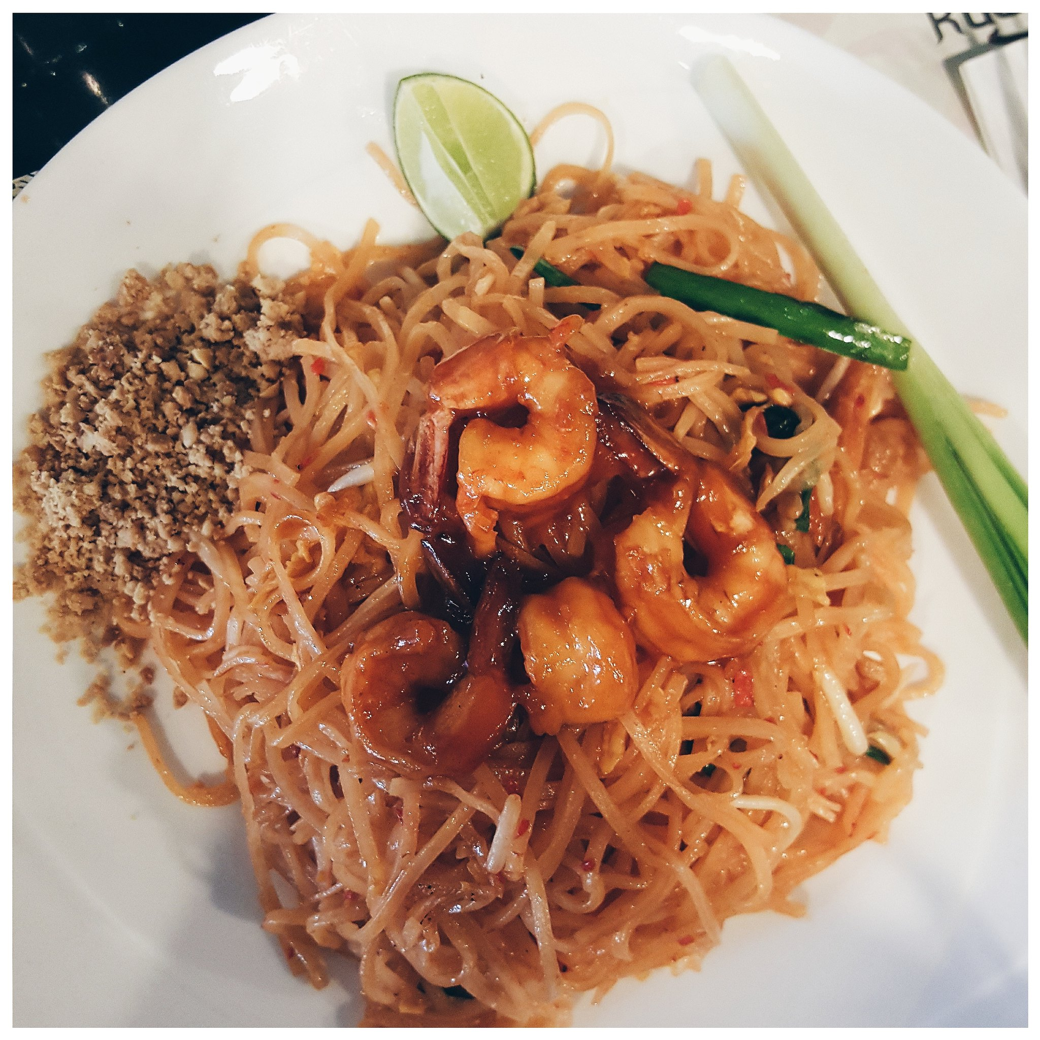Daisybutter - Hong Kong Lifestyle and Fashion Blog: pad Thai