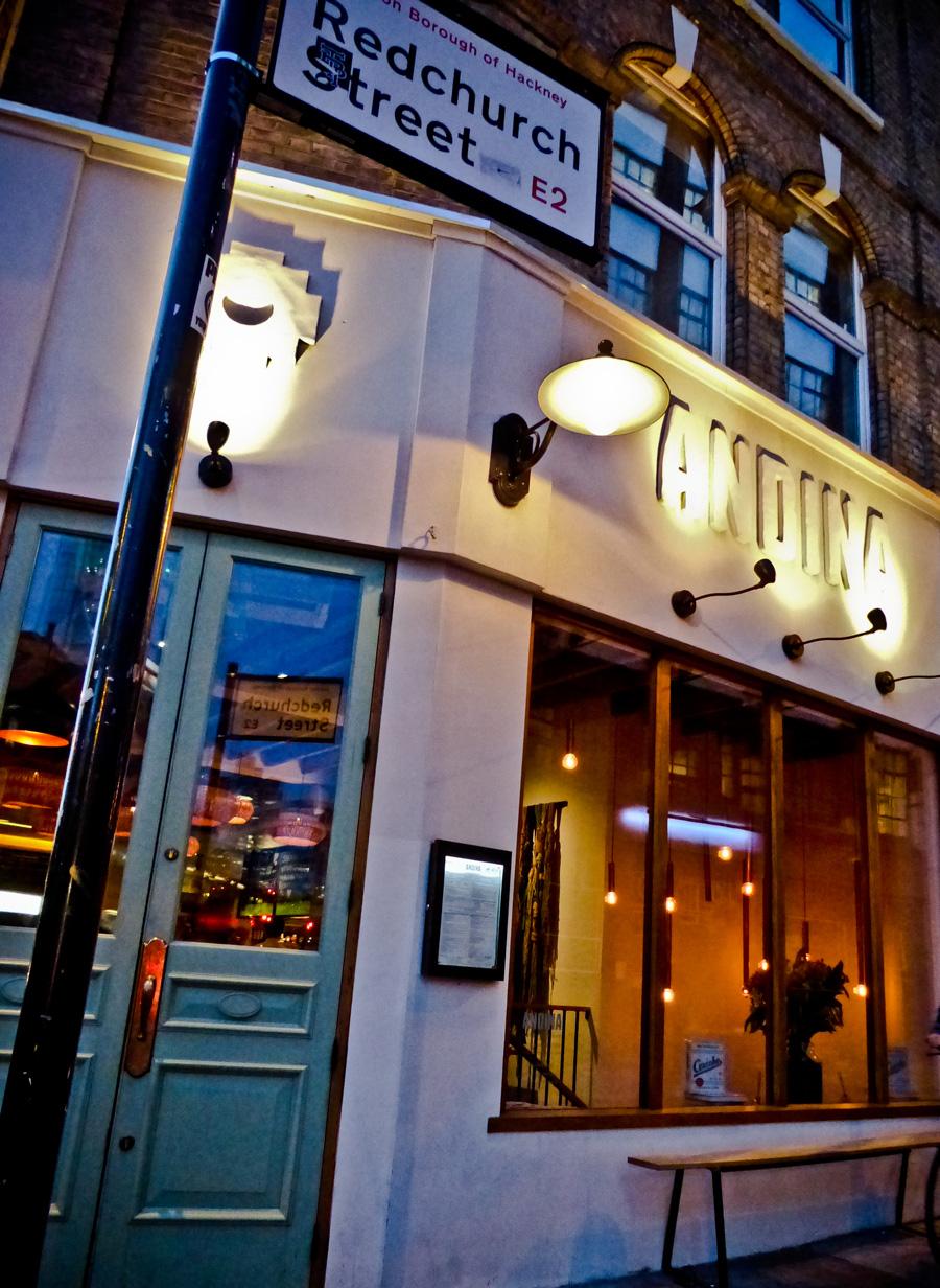 Andina-exterior,-London