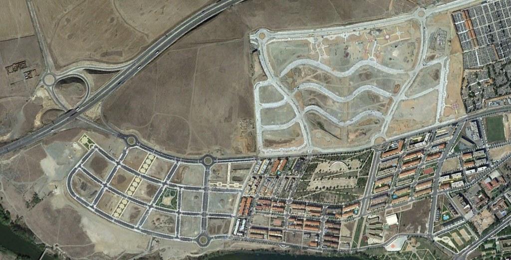 salamanca, salamanca no es españa, después, urbanismo, planeamiento, urbano, desastre, urbanístico, construcción, rotondas, carretera