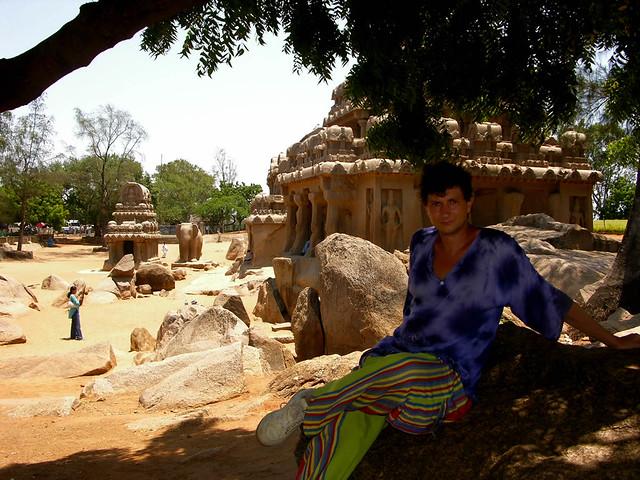 Rathas de Mahabalipuram
