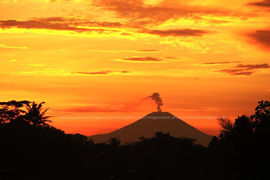 Mt. Slamet's Sunrise #3