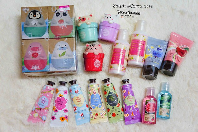 2014 South Korea Shopping Haul 03