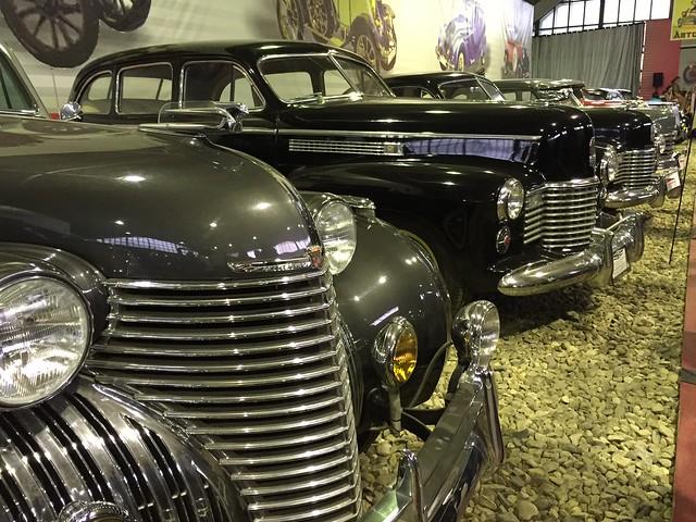 Cadillac Series 60 Special 1940, Cadillac 75 Fleetwood 1949
