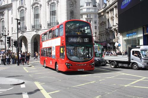London Soverign VH23 BT13YWV