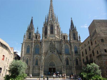 Catedrala din Barcelona 1