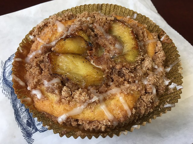 Fuji apple coffee cake - Specialty's Cafe & Bakery