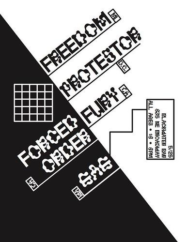 5/25/15 Freedom/Protestor/Fury/ForcedOrder/Gag