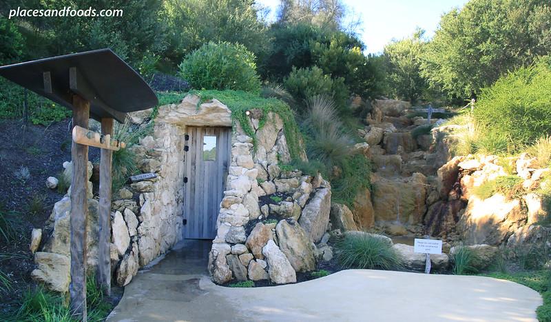 mornington peninsula hot spring waterfall