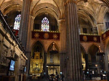 Catedrala din Barcelona 6