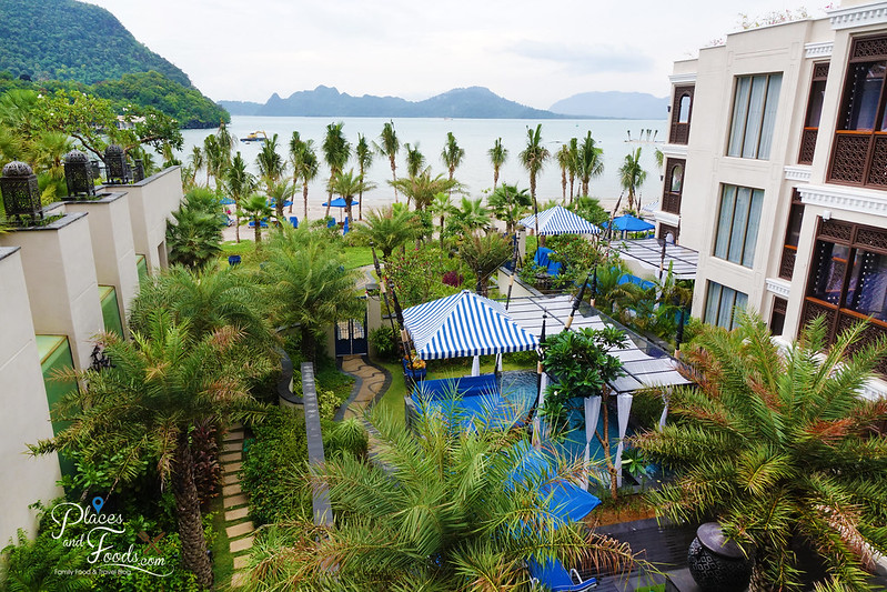 st regis langkawi west top view