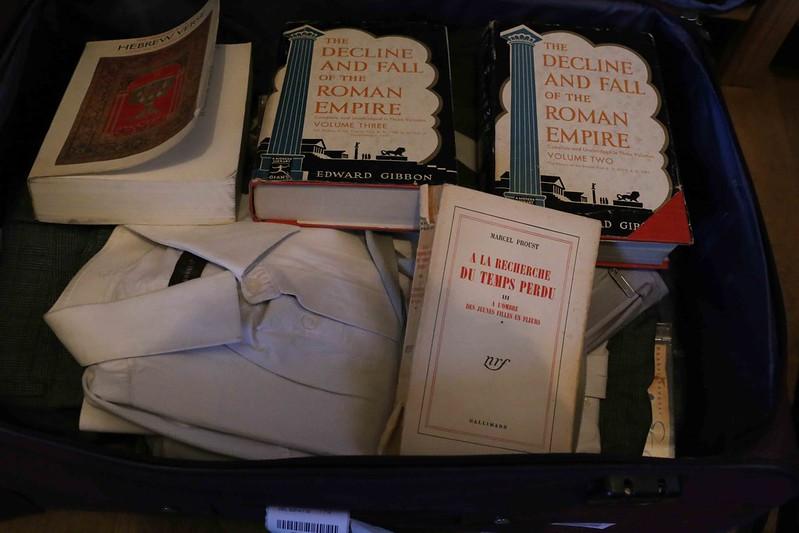 Proustian's Suitcase