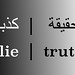 Lie and Truth