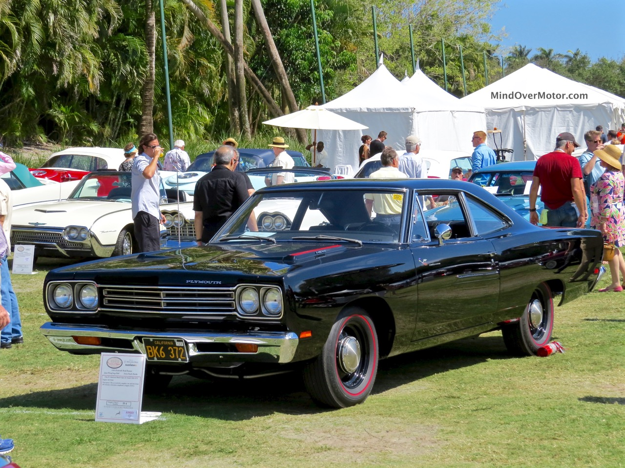 1969 Plymouth Road Runner Front 1