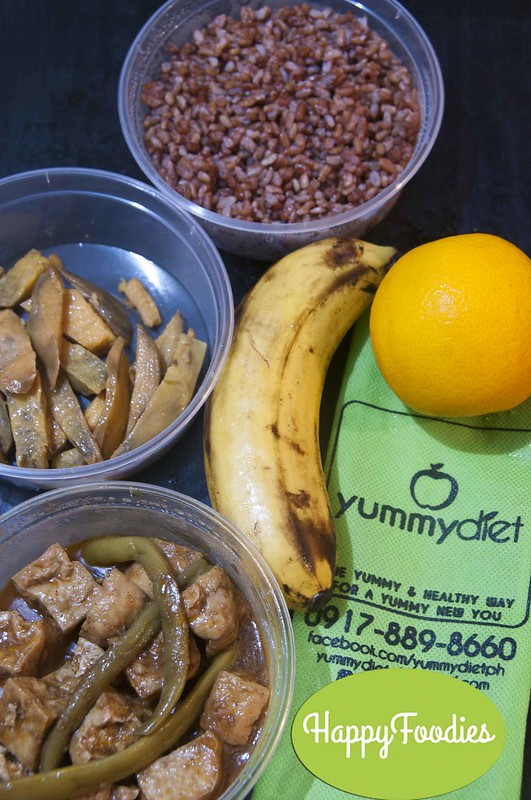 Assorted items from yummydiet