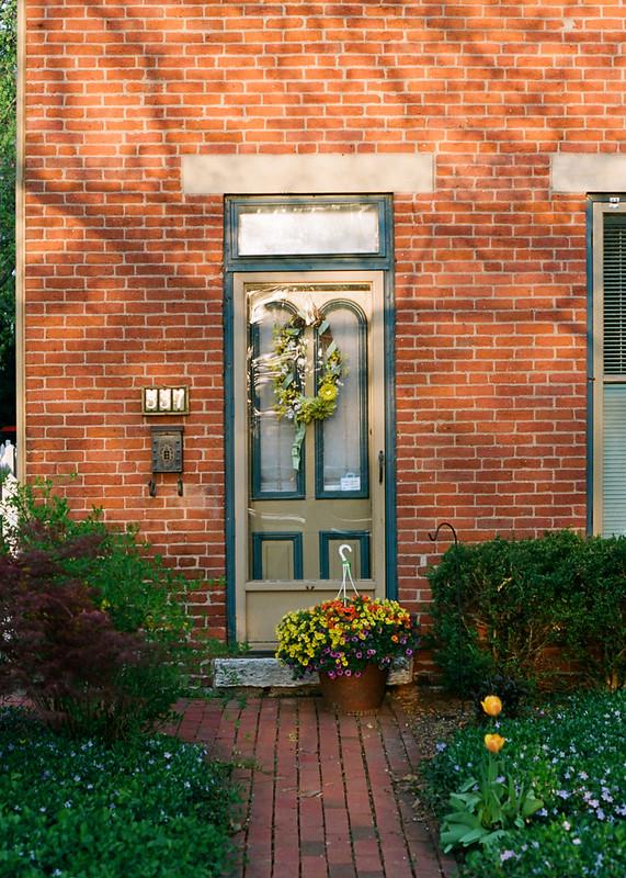 Door in Lockerbie