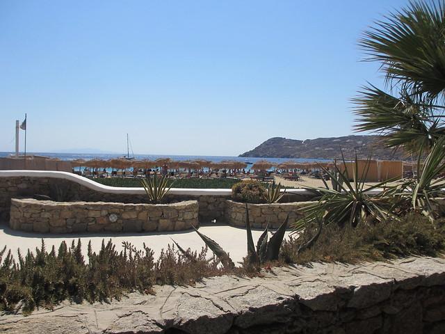 Mykonos - Elia Beach