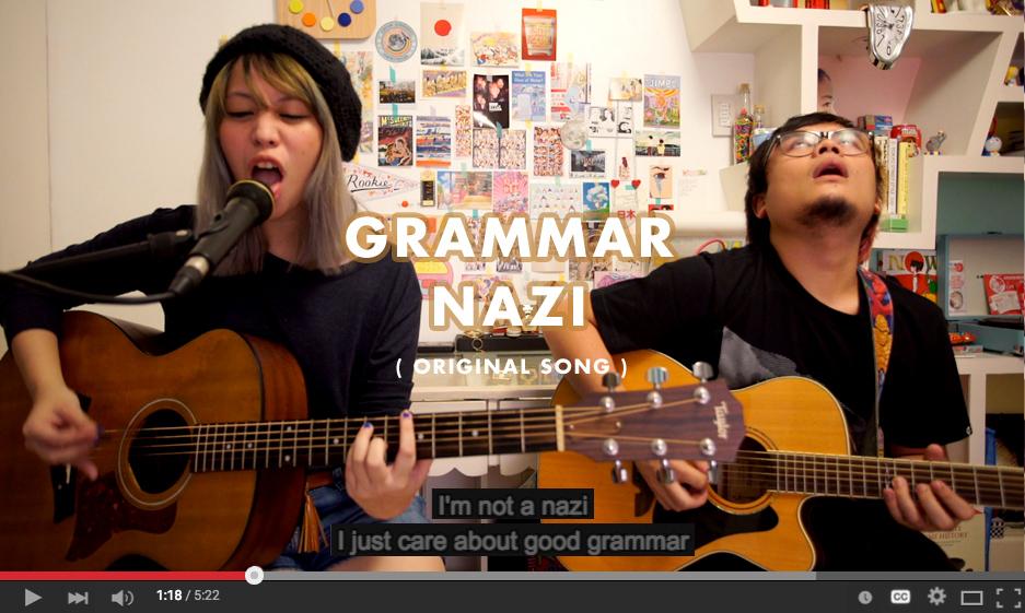 GrammarNazi-Release