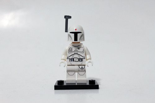 LEGO Star Wars Character Encyclopedia: Updated and Expanded White Boba Fett