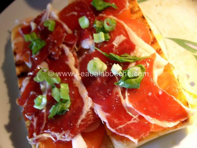 Sandwich au Jambon Ibérique © Ana Luthi Tous droits réservés 12