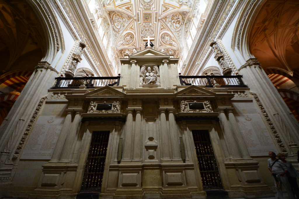 Córdoba inside Mezquita