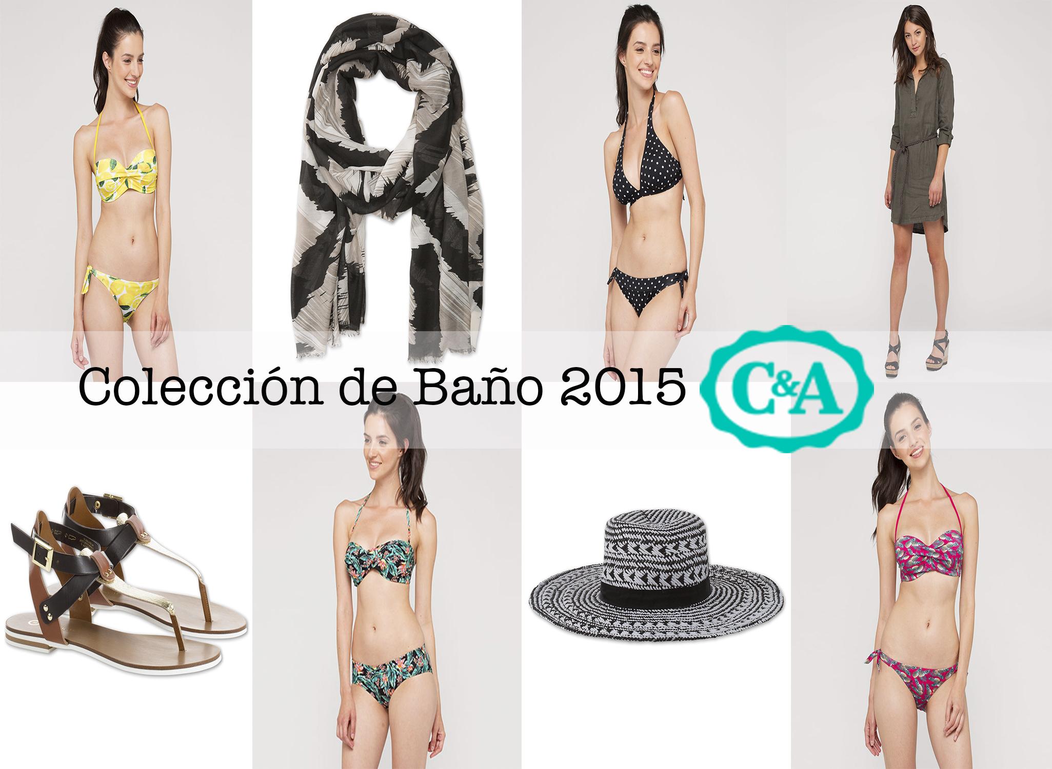 Colección BAño C&A 2015