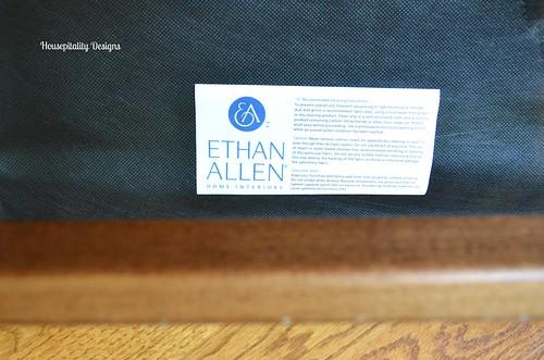 Ethan Allen Martha  Washington Chair-Housepitality Designs