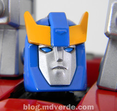 Transformers Smokescreen - Masterpiece - modo robot