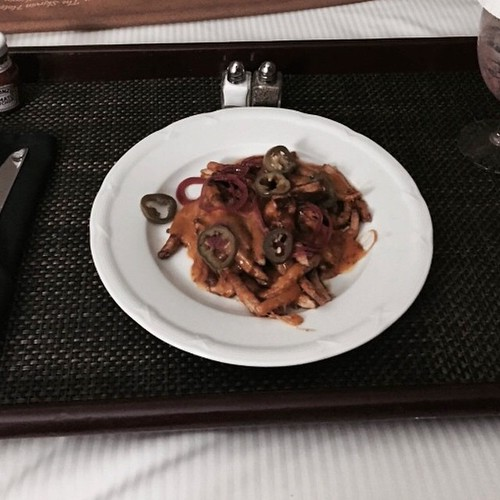 #poutine #roomservice