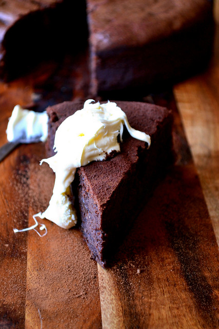 chocolate prune cake will likely come down to the quality of chocolate ...