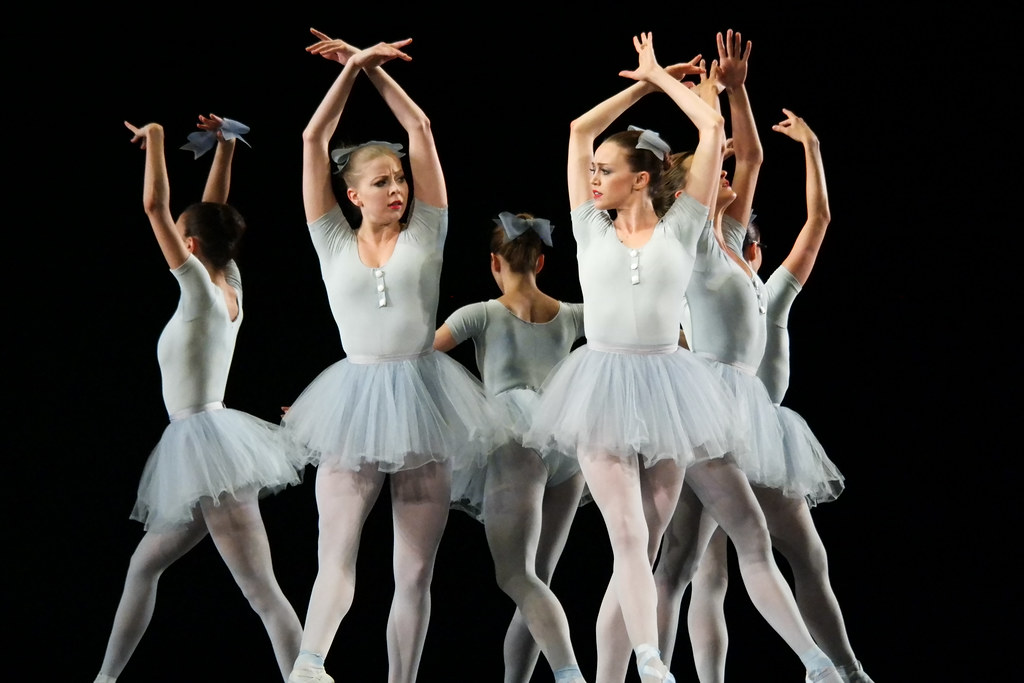 Boston Ballet's- Thrill of Contact - The Concert