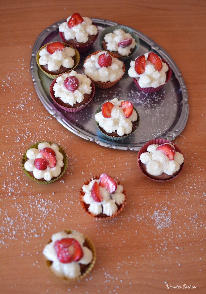 strawberry cupcakes7