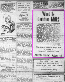 2015-5-7. What is Certified Milk?