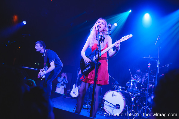 Wolf Alice @ The Independent, San Francisco 5/14/15
