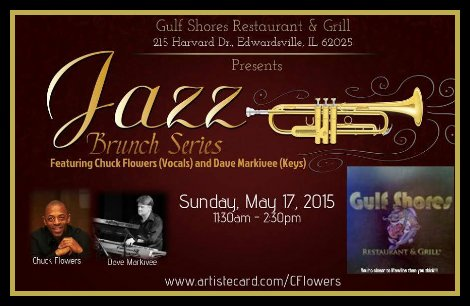 Jazz Brunch 5-17-15