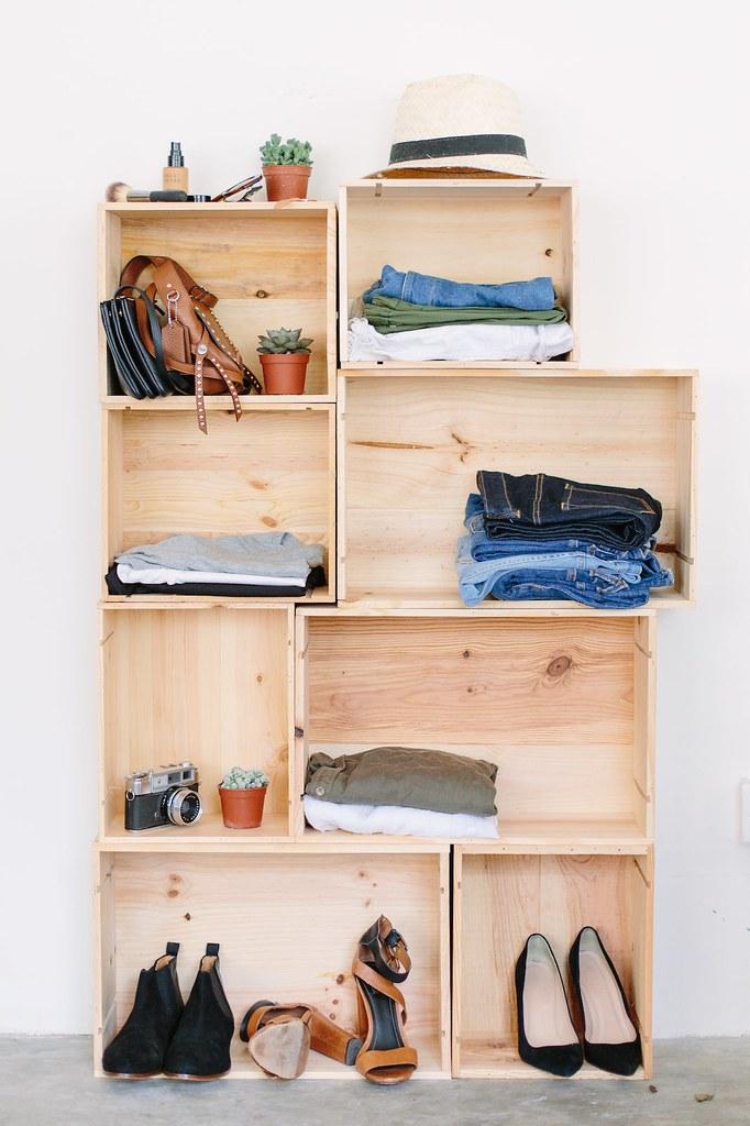 diy box wardrobe a pair a spare. Black Bedroom Furniture Sets. Home Design Ideas