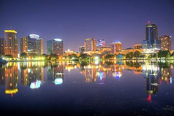 More Orlando Cityscapes: