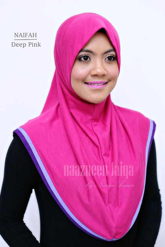Naifah (Deep Pink)