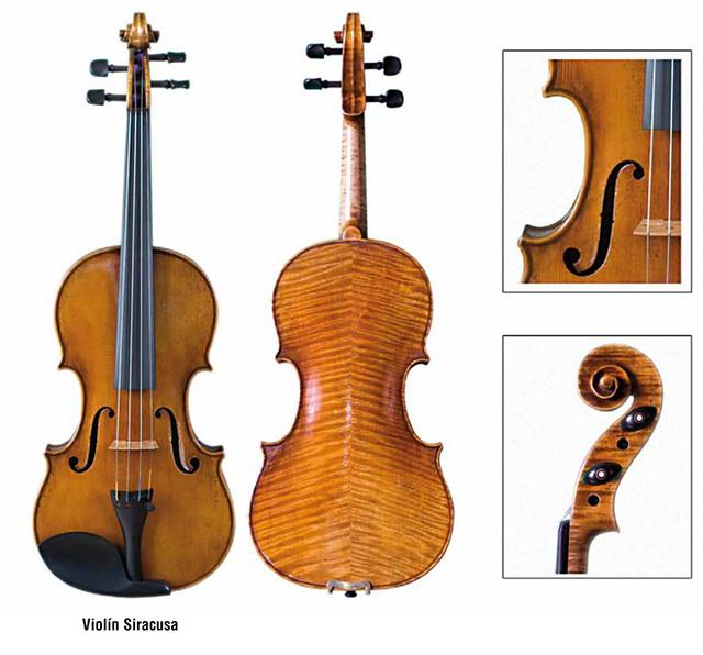 violin siracusa