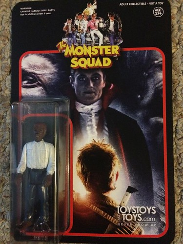 80s Customs - The Monster Squad Wolfman