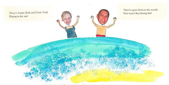 Kath and Tarik