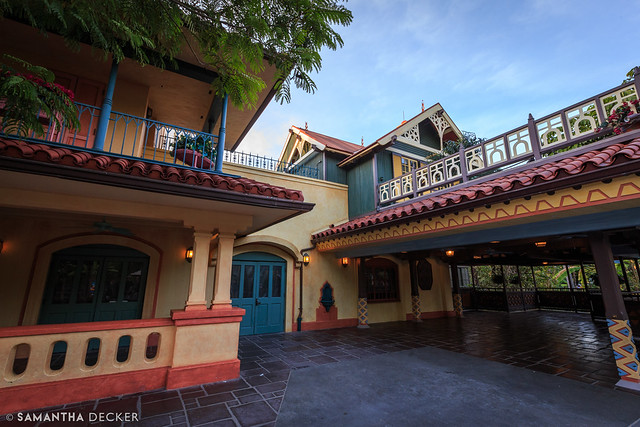 A Quiet Corner of Adventureland