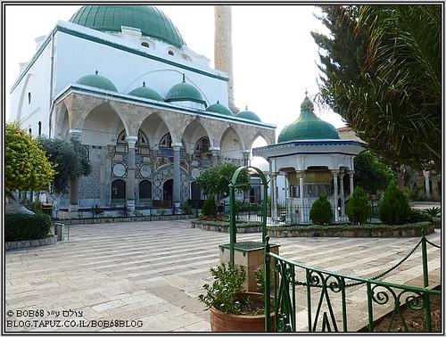 מסגד אל ג'אזר ב-עכו