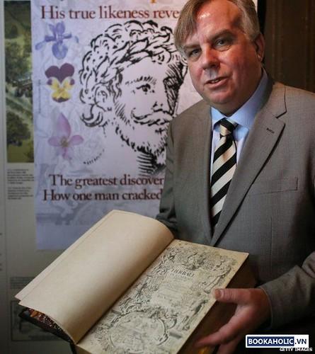 Shakespeare portrait Mark Griffiths